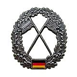 BW Barettabzeichen Heeresaufklärer, Metall