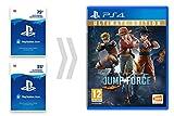 PSN Guthaben-Aufladung für Jump Force - Ultimate Edition [PS4 Download Code - österreichisches Konto]