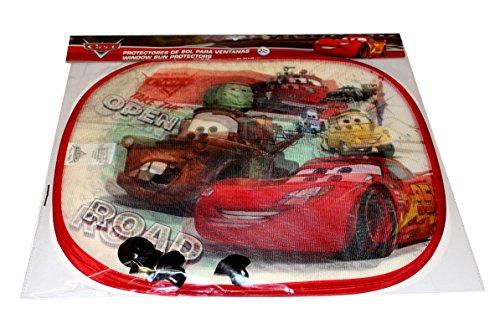 Preisvergleich Produktbild Disney Pixar Cars Auto Sonnenschutz Sonnenblende für Jungen