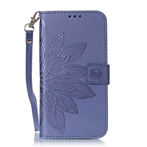 XFAY HX456 Iphone 6 plus/6s plus Campanula Serie Handytasche Handyhülle Case ?PU Leder Flip Wallet Case Cover Schutzhülle für Apple iPhone 6 plus/6S plus-16 Farbe-01