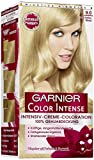 Garnier Color Intense, 9.0 Sehr Helles Blond, Dauerhafte Intensive Creme Coloration, 3er Pack (3 x 1 Stück)