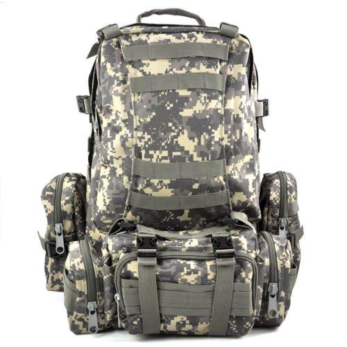 Imagen de toogoo r 50l  militar tactica para senderismo campamento al aire libre  auc