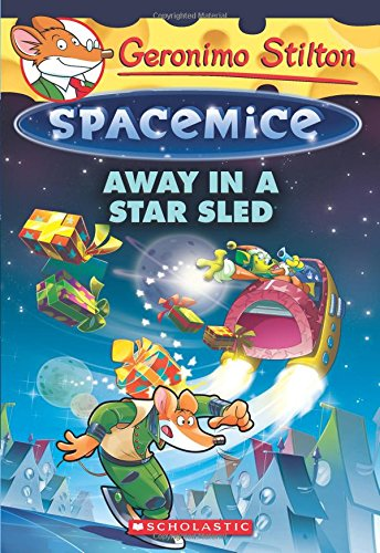 Away in a Star Sled Cover Image
