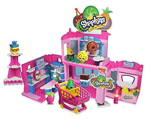 Shopkins 37338 Shopville Town Centre Play Set
