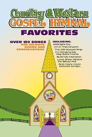 Country & Western Gospel Hymnal