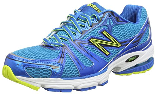 New Balance M841By,  Blu (Blue/Yellow), 40.5 EU