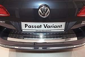 Protection des bords de chargement en acier adapté pour Passat B7 Variant anneé 2010-2014