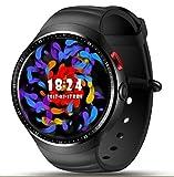 Die besten LEMFO Smart Watch - LEMFO LES1 - 3G Smartwatch Telefon Android 5.1 Bewertungen