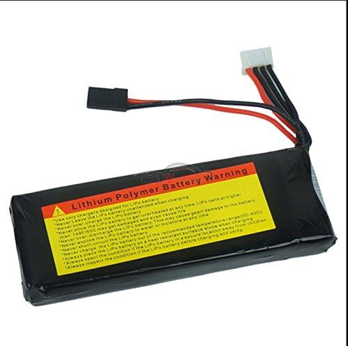 yhc-2pcs-111v-2200mah-lipo-li-po-battery-pack-for-e-sky-gt2-gt3b-controller-rc-cars