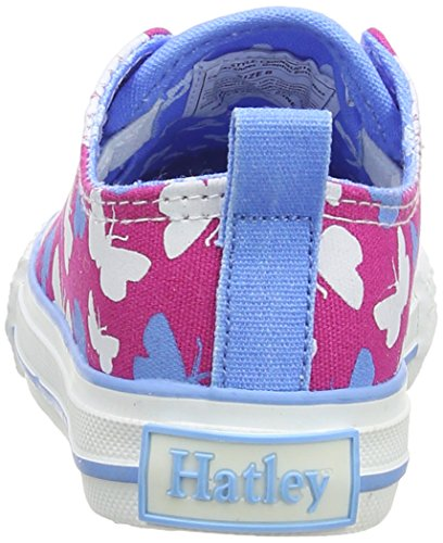 Hatley Graphic Butterflies Mädchen Sneaker Pink (Pink)