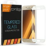 Centopi Samsung Galaxy A3 (2017) Tempered Glass Screen Protector [Single Pack] | Not for Older Galaxy A3 Models