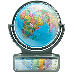 Diset 504964 Oregon - Smart Globe Infinity Silver, juguete educativo