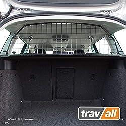 Travall Guard Hundegitter TDG1234 - Maßgeschneidertes Trenngitter in Original Qualität