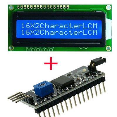 Modulo LCD1602 + interfaz LCD I2C 2 MEGA UNO R3 NANO