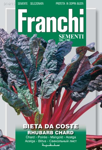 Seeds of Italy Ltd Franchi Bette à cardes