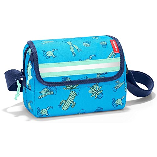 Reisenthel Everydaybag Kids Kinder-Sporttasche, 20 cm, 2.5 L Cactus Blue