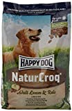 Happy Dog Hundefutter 2372 NaturCroq Lamm & Reis 4 kg