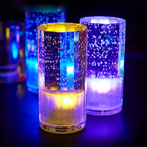 GBT Kreative nette kugelförmige Lampe warm weiß dimmbare Lampe Nachttischlampe einfaches Schlafzimmer (LED-Leuchten, warmes Licht, weißes Licht, Kronleuchter, Innenbeleuchtung, Außenleuchten, (Nette Kreative Kostüme)
