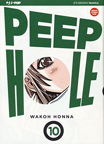 Peep hole: 10