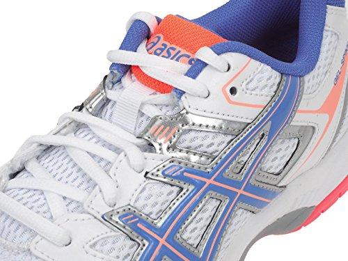 Asics - Spike gel ii blanc - Chaussures volley ball Blanc