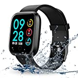 Fitness Smartwatch, RIVERSONG Orologio Fitness Tracker Impermeabile Bluetooth...