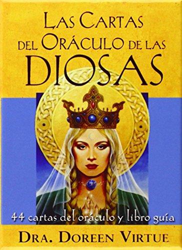 Las Cartas Del Oráculo De Las Diosas (Tarot y adivinación) por Doreen Virtue
