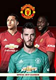 Manchester United Official 2019 Calendar - A3 Wall Calendar