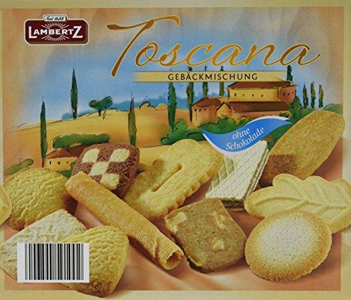 Lambertz Gebäckmischung Toscana lose Ware, 1er Pack (1 x 1.8 kg)