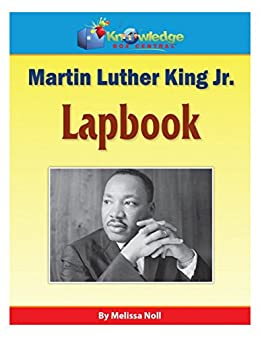 Martin Luther King Jr Lapbook: Plus FREE Printable Ebook (English ...