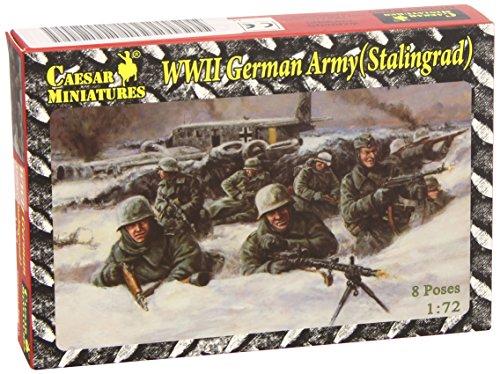 Caesar Miniatures HB09 - WWII German Army (Stalingrad)