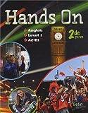 Anglais 2e pro - Hands on Level 1 A2-B1 (1CD audio)