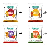 Timios Kids Party Pack | Healthy Snack for Kids | Natural Energy Food