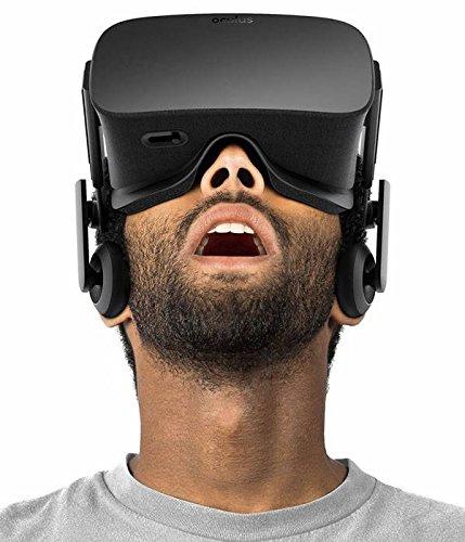 Oculus VR-Brille Rift, schwarz