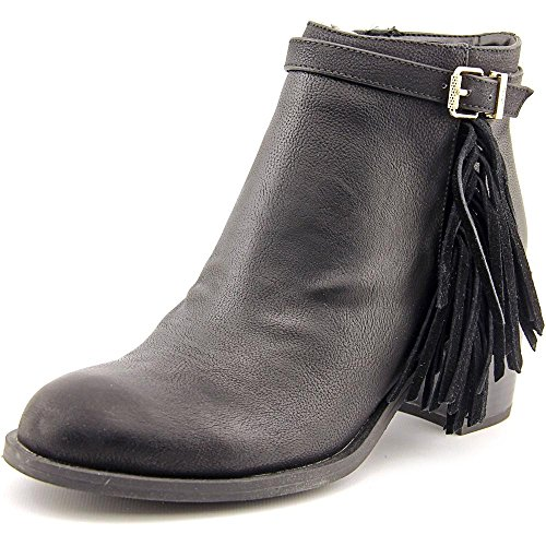 Circus by Sam Edelman Jolie Cuir Bottine Black