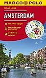 MARCO POLO Cityplan Amsterdam (MARCO POLO Citypläne) -