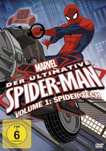 Der Ultimative Spider Man Fernsehseriende