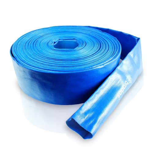 Bradas waf2b300050PVC Bergland, 3Pulgadas, 50m, 2Bar, Azul, 20x 20x 5cm