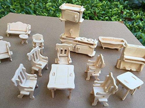 Mobili Per Bambole In Legno : Miaikea kallax e la casetta delle bambole