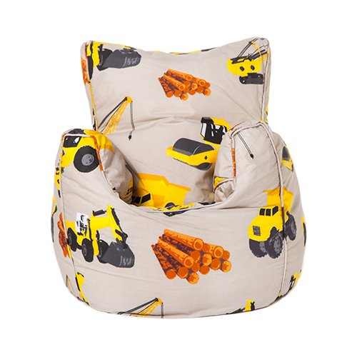 Ready Steady Bed® Bagger Design Kinder-Sitzsack Stuhl