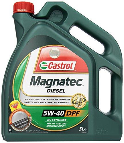 Preisvergleich Produktbild Castrol MAGNATEC Diesel Motorenöl 5W-40 DPF 5L