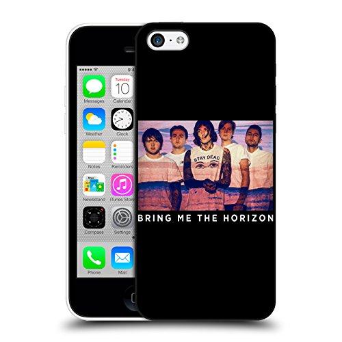 Offizielle Bring Me The Horizon Regenschirm Kunst Ruckseite Hülle für Apple iPhone 6 / 6s That's The Spirit Decke