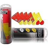"""Speed Badmintonbälle """"AeroSpeed 6er Pack"""""""