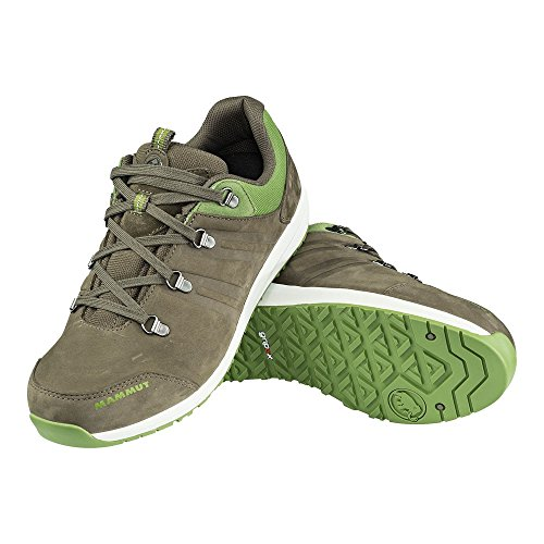 Raichle / Mammut Chuck Low Men flint/dark aloe