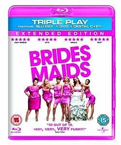 Bridesmaids (Blu-ray + DVD) [Region Free]