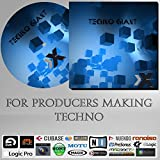 Techno Giant - WAV PACK - Fur - Ableton live / Cubase / Apple Logic / Pro Tools or any DAW