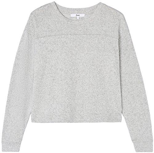 FIND Sweat Femme Gris (Mid Grey)
