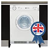 Cheapest White Knight C8317VW Built-in Vented Tumble Dryer 7kg Load Class C on