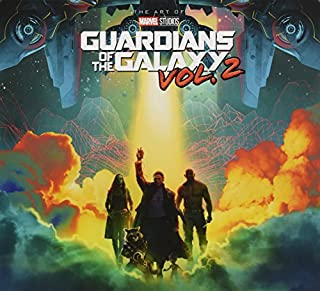Marvel's Guardians of the Galaxy Vol. 2: The Art of the Movie (1302902709) | Amazon Products