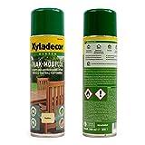 Xyladecor TeakMöbelöl Spray farblos 0,5 Liter