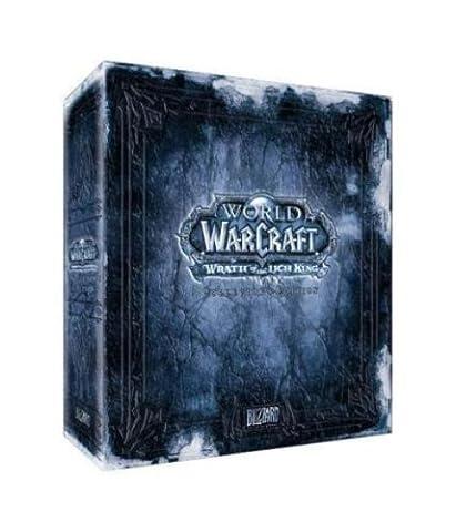 World of warcraft : la colère du Roi Lich (extension) - édition collector